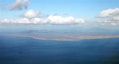 Một trong 4 đảo Nga - Nhật tranh chấp.