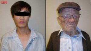 Lên máy bay từ Hong Kong là ông lão nhưng khi xuống tới Canada lại là …một thiếu niên