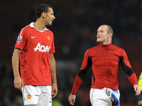 MU ngập tràn niềm vui trong ngày Rooney trở lại