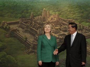 Ngoại trưởng Mỹ cảnh báo Cam Bốt đừng để lệ thuộc vào Trung Quốc