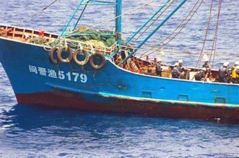 Nhật điều tra hình sự đoạn băng va chạm tàu với Trung Quốc