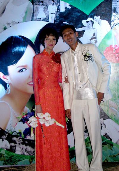 Những đám cưới cực 'đình đám' của siêu mẫu Việt - Tin180.com (Ảnh 11)