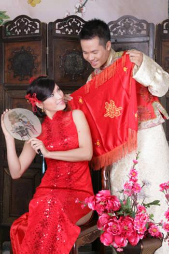 Những đám cưới cực 'đình đám' của siêu mẫu Việt - Tin180.com (Ảnh 12)