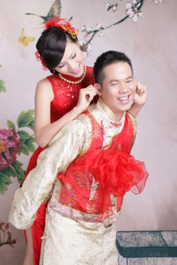 Những đám cưới cực 'đình đám' của siêu mẫu Việt - Tin180.com (Ảnh 13)