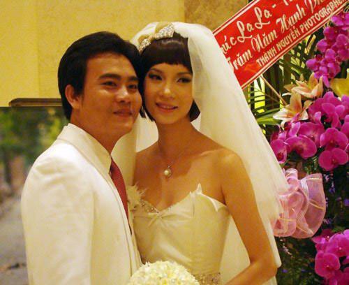 Những đám cưới cực 'đình đám' của siêu mẫu Việt - Tin180.com (Ảnh 4)
