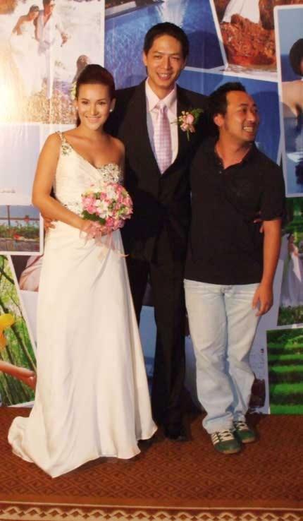 Những đám cưới cực 'đình đám' của siêu mẫu Việt - Tin180.com (Ảnh 6)