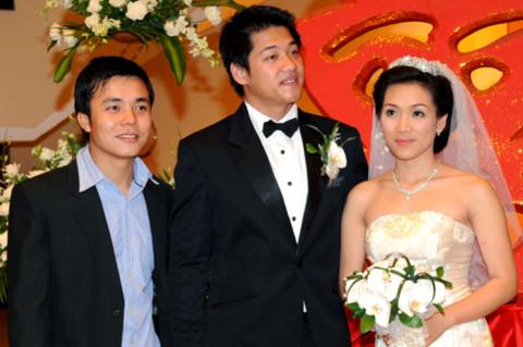 Những đám cưới cực 'đình đám' của siêu mẫu Việt - Tin180.com (Ảnh 7)