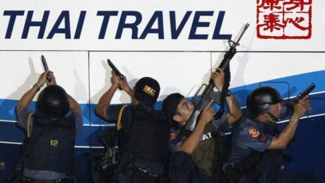 Philippines mổ xẻ vai trò lãnh đạo trong việc chống khủng bố