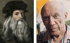 Picasso giỏi vẽ vì kém khả năng đọc, viết?