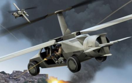Quân đội Mỹ sẽ có xe địa hình bay