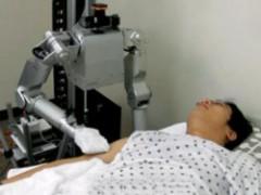 Robot tắm bệnh nhân