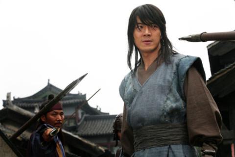 Song Il Gook vào vai cháu nội Ju Mong