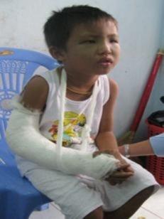 Thông tin về vụ 4 cháu bé bị ngược đãi tại Đồng Nai