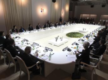Thượng đỉnh G20 khai mạc tại Seoul