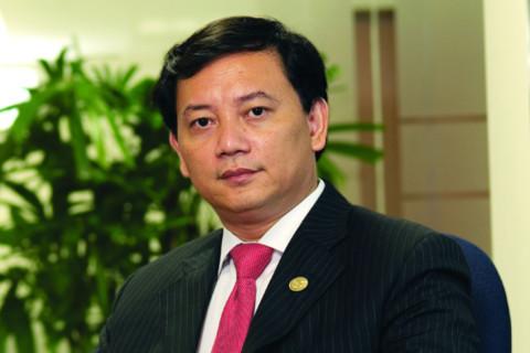 Theo ông Tân, thị trường khủng hoảng là cơ hội để đầu tư với giá rẻ. Ảnh: NVCC