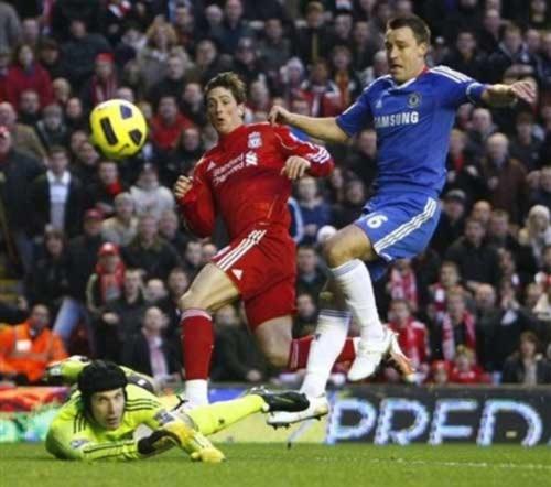 Torres hồi sinh cùng Liverpool