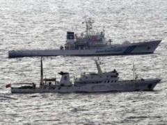 Trung Quốc đưa tàu tuần tra đến vùng biển tranh chấp với Nhật Bản
