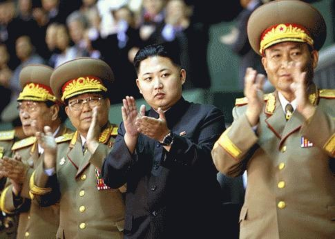 Tướng Kim Jong-un bắt đầu thanh lọc bộ máy