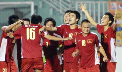 U19 Việt Nam vô địch