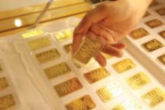 Vàng mất 140 nghìn đồng/lượng, đôla Mỹ lên 20.550 đồng