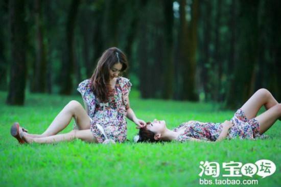 Xôn xao chuyện cặp song sinh Trung Quốc tuyển người yêu