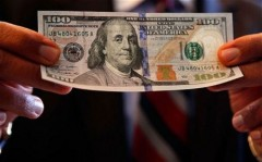 1 tỷ tờ tiền 100 USD mới bị lỗi in ấn