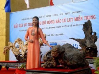 Đấu giá mà không trả tiền: nạn nhân lũ lụt Việt Nam không được giúp