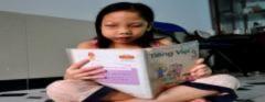 Bé gái bị u lồi mắt chết dần vì không có tiền điều trị