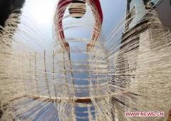 Bó mì dài 5 mét ở Trung Quốc