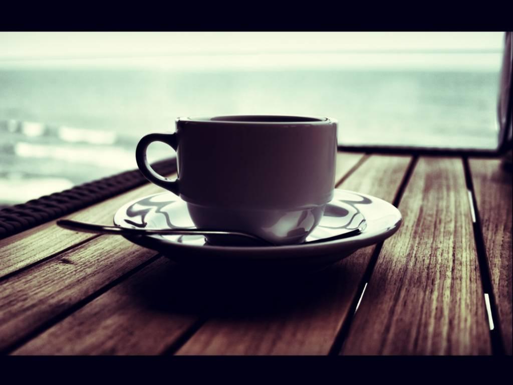 Cà phê...muối