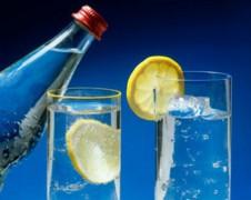 Cẩn thận với nước uống có ga