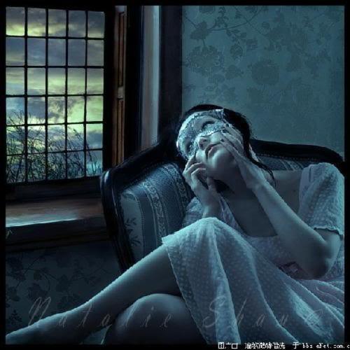 Câu chuyện tình yêu: Chiếc mặt nạ quỷ