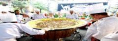 Chiếc bánh xèo lớn nhất Việt Nam