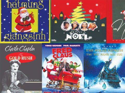Chọn nhạc mùa Giáng sinh