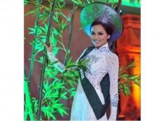 Diễm Hương vào Top 20 Miss Grand Slam
