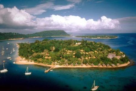 Một số đảo thuộc Vanuatu. Ảnh: