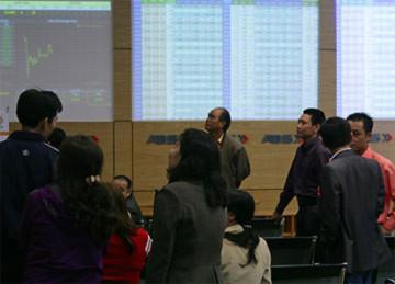 Giảm 7 điểm cuối phiên, Vn-Index mất mốc 480 điểm