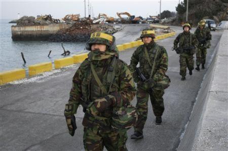 Hàn Quốc vẫn tập trận, bất chấp hăm dọa của Triều Tiên
