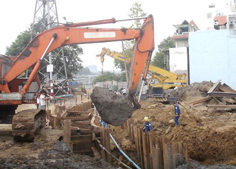Hàng nghìn hộ dân TP HCM sẽ thiếu nước