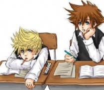 Học trò nghèo