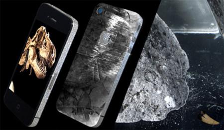 iPhone 4 có vỏ từ răng khủng long giá 1,4 tỷ đồng