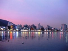 Khung cảnh Busan, Hàn Quốc