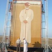 Kỷ lục thế giới: Bức chân dung cẩm thạch lớn nhất
