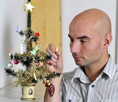 Kỷ lục thế giới: Cây Noel 124 tuổi
