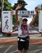 Kỷ lục thế giới: Người phụ nữ chạy marathon nhiều tuổi nhất