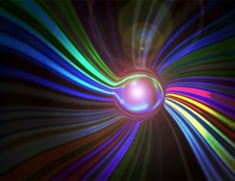 """Một """"siêu photon"""" đuợc tạo ra khi các hạt photon bị làm lạnh tới một trạng thái vật chất được gọi tên là """"trạng thái ngưng tụ Bose-Einstein"""". Ảnh: LiveScience."""