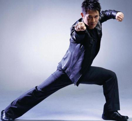 Lý Liên Kiệt là ngôi sao phim võ thuật nổi tiếng toàn thế giới. Ảnh: Cri.