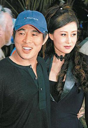 Lý Liên Kiệt hạnh phúc bên người vợ thứ 2 - Hoa hậu châu Á Lợi Trí.