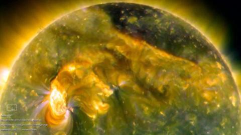 Mặt trời rung chuyển vì bão - Tin180.com (Ảnh 3)