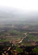 Mây mù làm sân bay Nội Bài tê liệt